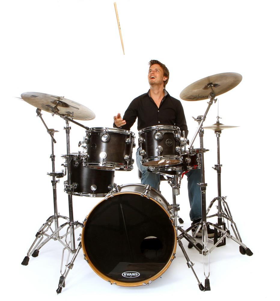 drumles drummen leren cursus online