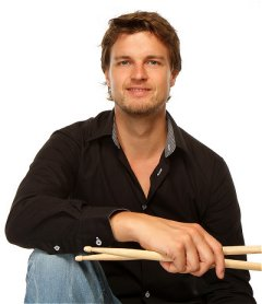 online leren drummen