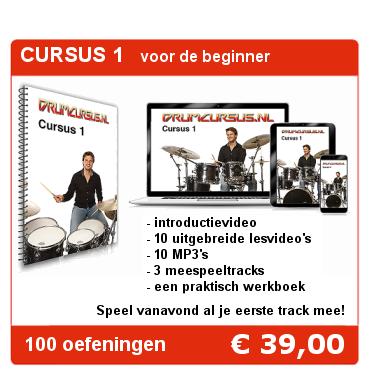leren drummen beginners